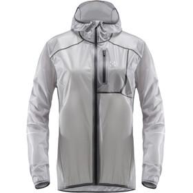 Haglöfs W's L.I.M Bield Jacket Stone Grey
